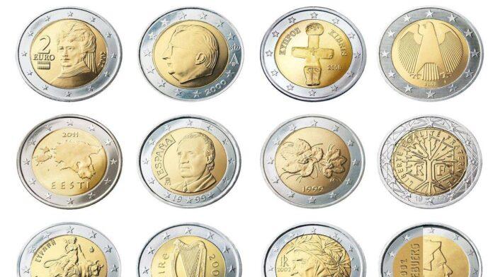 Hai questi 2 euro rari? Ecco quanto valgono!